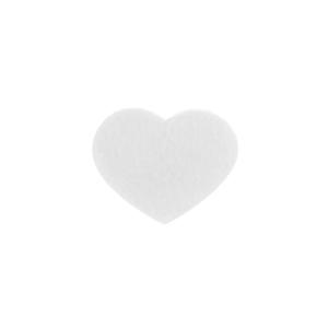 Cuore - 0579 - Bianco