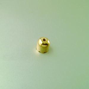 Coppetta piccola con foro - FF060 - Oro