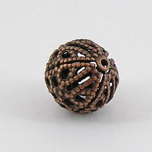 Sfera 10 mm - FF162 - Rame antico