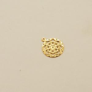 Componente filigrana - FF207 - Oro