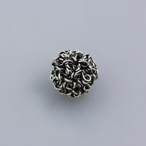 Componente ferro - FF313 - Argento antico