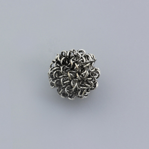 Componente ferro - FF314 - Argento antico