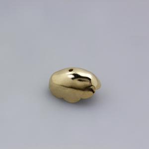Coppetta ovale - FF382 - Oro