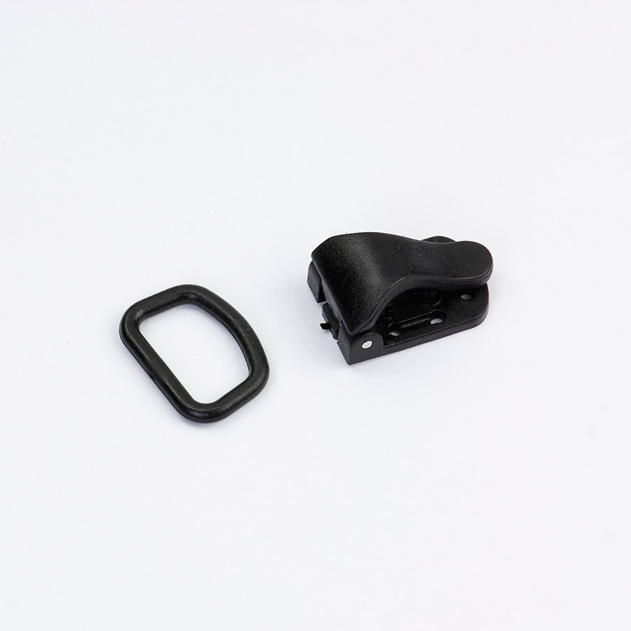Alamaro in plastica - FF568 - Nero