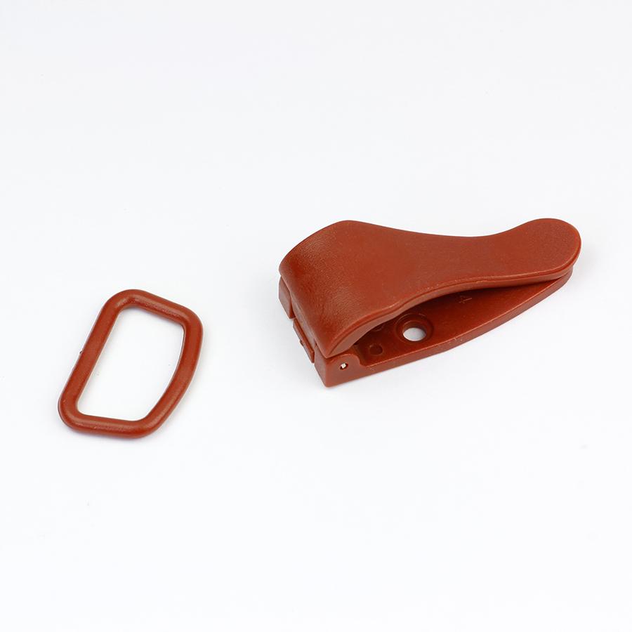 Alamaro in plastica - FF570 - Marrone