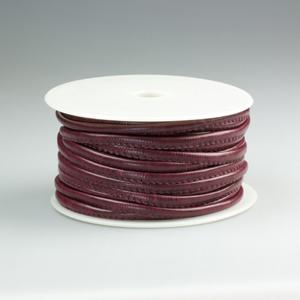 Bordura simil-pelle - K1041 - Bordeaux