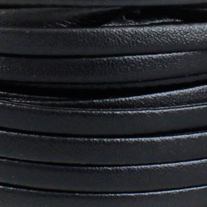 Bordura simil-pelle - K1158-5 - Nero
