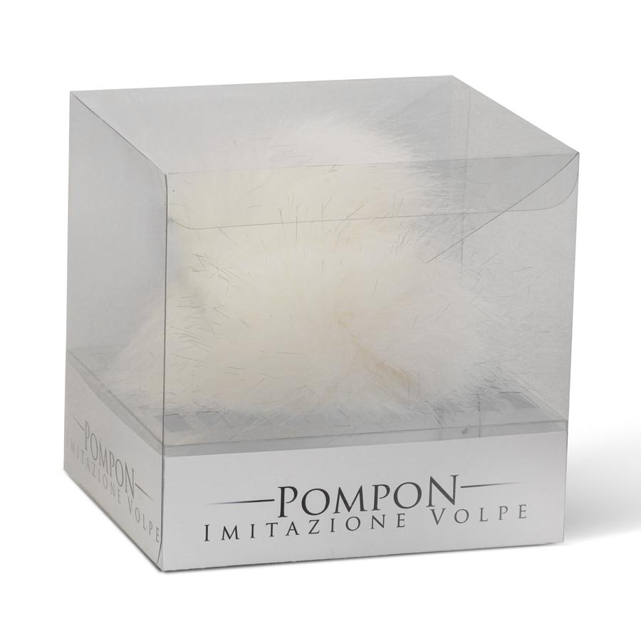 Pompon - K1248-15-1 - Bianco