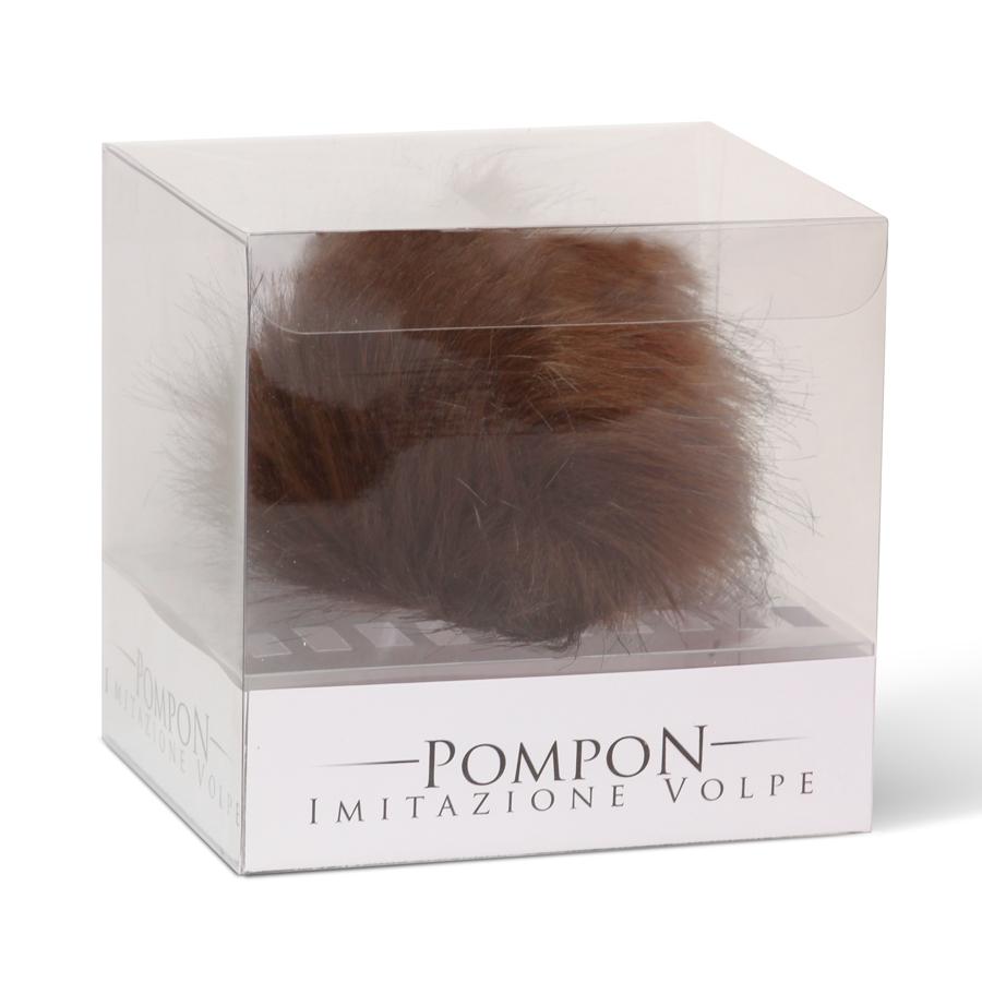 Pompon - K1248-15-1 - Marrone