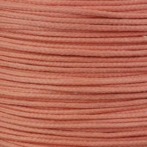 Rocchetto di cordoncino cerato  - K188 - Salmone
