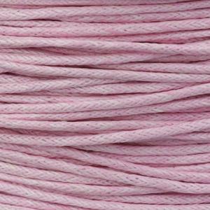 Rocchetto di cordoncino cerato  - K188 - Rosa