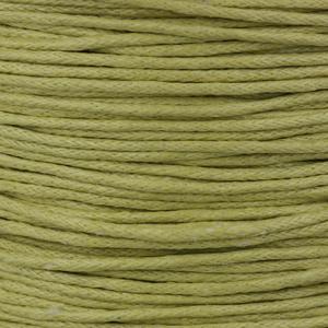 Rocchetto di cordoncino cerato  - K188 - Verde oliva