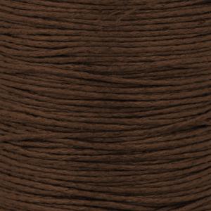 Rocchetto di cordoncino cerato  - K188 - Marrone chiaro