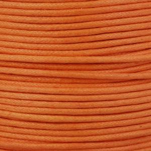 Rocchetto di cordoncino cerato  - K188 - Arancione scuro