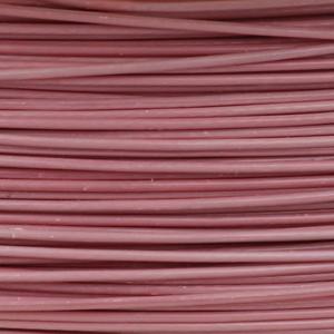 Rocchetto di filo in acciaio colorato - K207 - Rosa opaco
