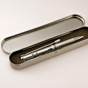 Penna laser in box alluminio - K567 - Particolare