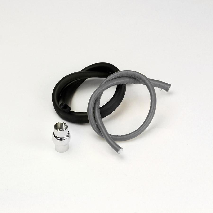 Kit Braccialetto Liquirizia - kit-braccialetto - Grigio